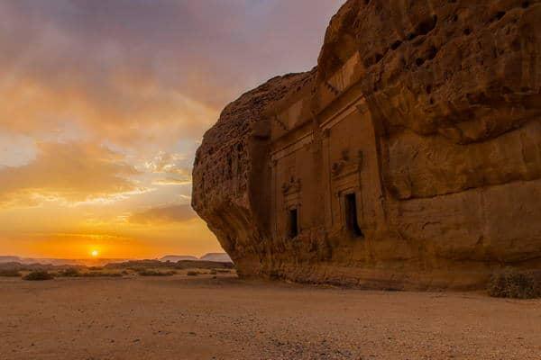 العلا تتزين لاستقبال مهرجان شتاء طنطورة الثقافي