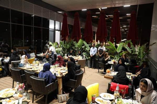 مطاعم بيغ شفز تحتفل بيوم المراة العالمي بالرياض