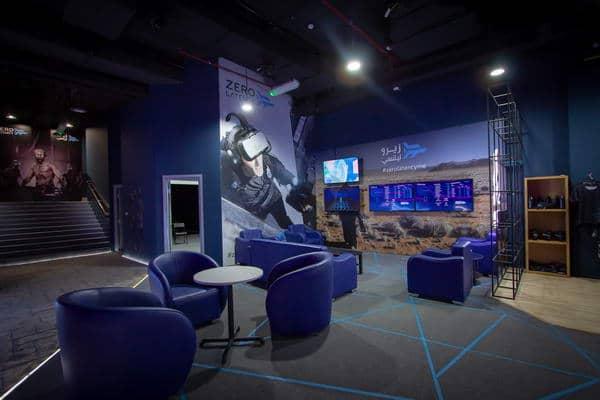 إطلاق أول تجربة من نوعها لألعاب الواقع الافتراضي في الرياض