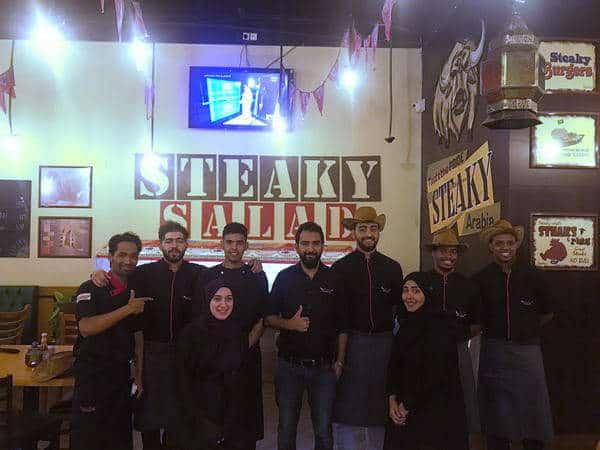 مطاعم ستيكي تحتفل بمناسبة مرور عشر سنوات على افتتاحها