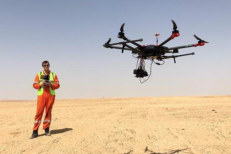 إطلاق مشروع مشترك في السعودية لخدمات فحص واختبار الطائرات بدون طيار للتركيز على أسواق الشرق الأوسط