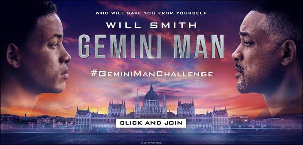 """""""تيك توك"""" تتعاون مع ويل سميث في مسابقة #GeminiManChallenge"""