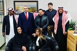 """"""" يمام """" تنظم المعرض الاول لمستحضرات التجميل والمكياج في العاصمة الرياض"""