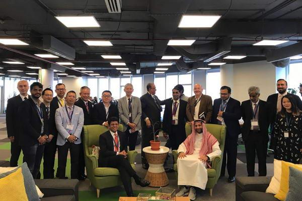 شركة كريم تستضيف وفدًا سنغافوريًا بالرياض للاطلاع على استثماراتها في المملكة
