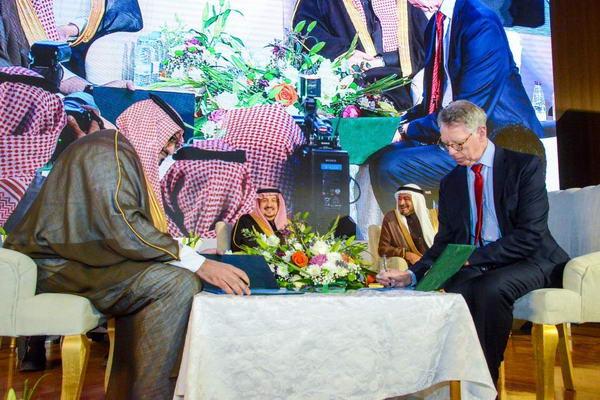 المستشفى السعودي الألماني بالرياض ينضم إلى شبكة Mayo Clinic للرعاية الصحية