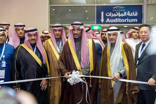 """انطلاق فعاليات """"المعرض السعودي للطباعة والتغليف  والبلاستيك والصناعات البتروكيماوية 2020"""""""