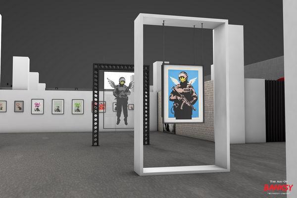 """الرياض تستضيف معرض """"فن بانكسي – بلا حدود"""" للمرة الأولى على الإطلاق في الشرق الأوسط"""