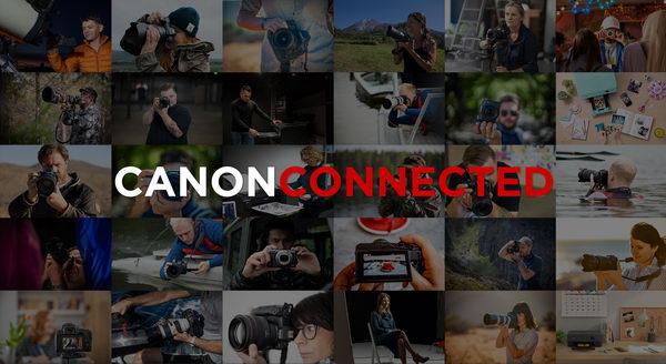 """كانون الشرق الأوسط تطلق منصة """"كانون كونيكتيد"""" المجانية لعشاق التصوير الفوتوغرافي"""