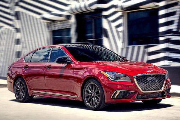 دراسة: سيارات جينيسيس في المركز الأول للسنة الرابعة على التوالي ضمن جميع منافسيها من العلامات العملاقة لصناعة السيارات الفارهة