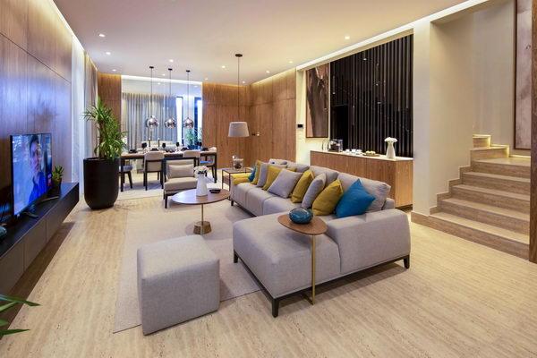 فيلا جرافيو مفهوم جديد للسكن العائلي