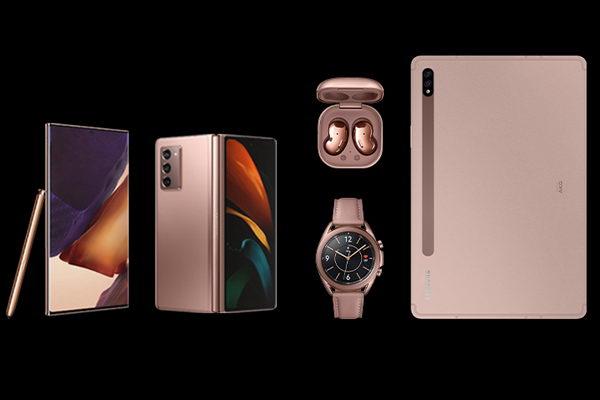 سامسونج تكشف عن خمسة أجهزة جديدة في منظومة Galaxy بخصائص وميزات فائقة القوة والأداء