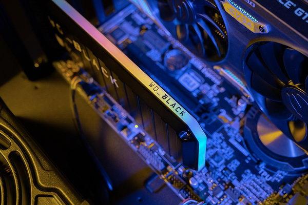 ويسترن ديجيتال توسع محفظة WD_BLACK في الشرق الأوسط: تقنيات تخزين عالية السرعة مصممة خصيصاً للاعبين