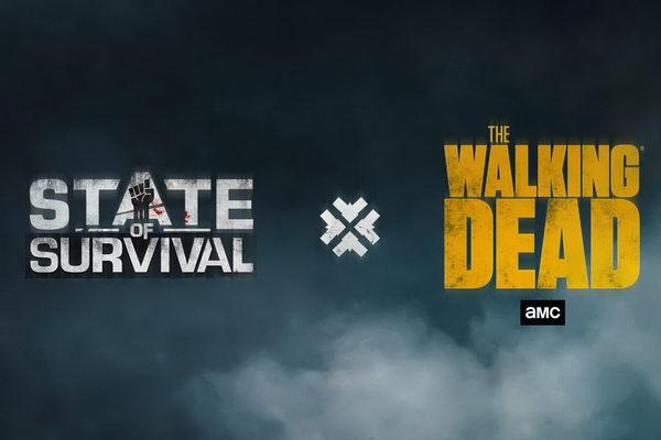 """The Walking Dead"" يدخل عالم لعبة البقاء للأقوى"