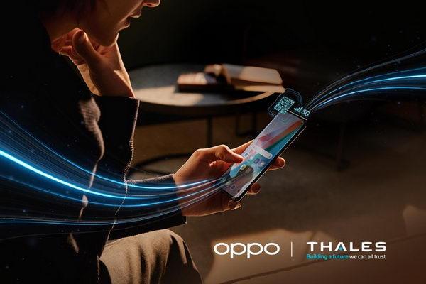 أوبو تتعاون مع تاليس لتوفير أول شريحة رقمية تواكب متطلبات شبكات الجيل الخامس