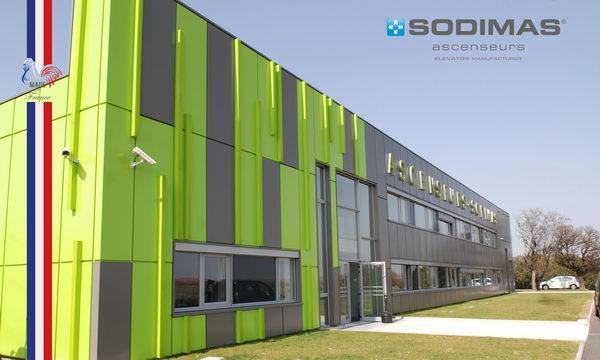 شراكة بين سوديماس الفرنسية وأطلس السعودية لجلب التكنولوجيا الفرنسية لصناعة المصاعد إلى المملكة