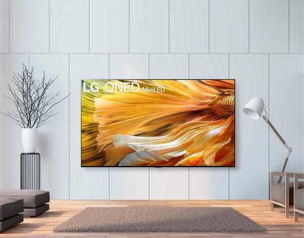 تلفزيون إل جي QNED MINI LED يأتي إلى المملكة العربية السعودية مع معيار جديد لجودة صور LCD