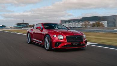 Bentley تقدّم الشاسيه الأكثر تطوّراً للآن على الإطلاق