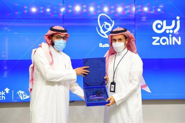 """""""زين السعودية"""" الشريك الرقمي لمبادرة وزارة الاتصالات وتقنية المعلومات ThinkTech"""