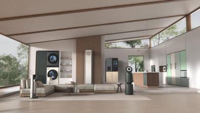 مجموعة OBJET من إل جي تمهد الطريق لعصر عالمي جديد من الأجهزة المنزلية المصممة حسب الطلب