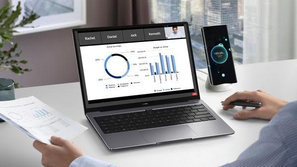ستعلن هواوي عن الحاسوبين المحمولين HUAWEI MateBook 13 14 الفريدين من نوعهما بدقة عرض  2K في المملكة العربية السعودية