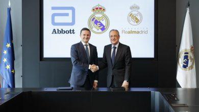 """اتفاقية شراكة تجمع """"أبوت"""" مع """"ريال مدريد"""" لدعم علوم الصحة والتغذية وتعزيز قيّم الرياضة لدى الأطفال"""