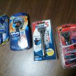 『【ガチ検証】現役理容師が選ぶ、市販5枚刃カミソリNo.1はどれだ!?』