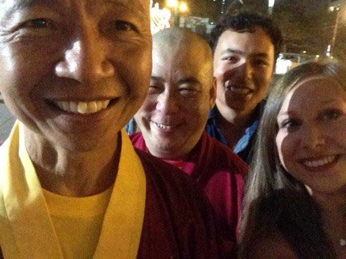 Selfie moines