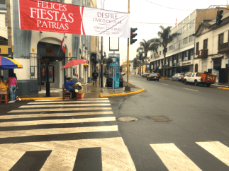 Fête de la Patrie, Lima