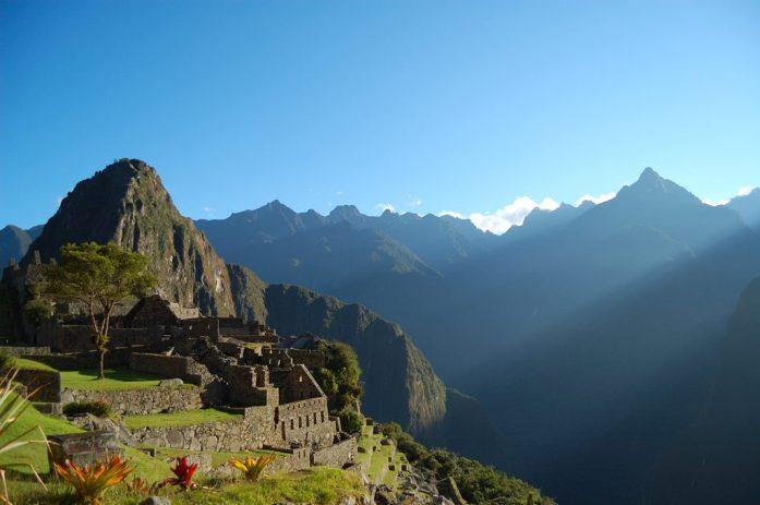 Machu Picchu - tous droits réservés @Argentina Excepción