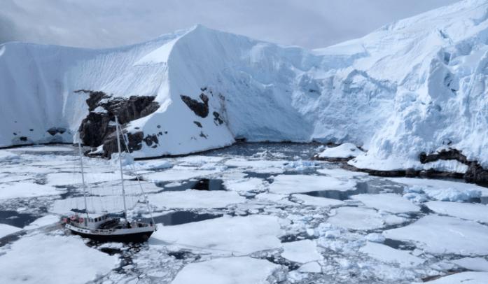 Péninsule Antarctique - Tous droits réservés @Flickr
