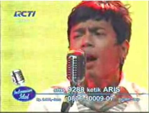 Aris pemenang Indonesian Idol -5