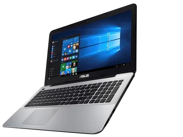 Tampilan Laptop ASUS X555