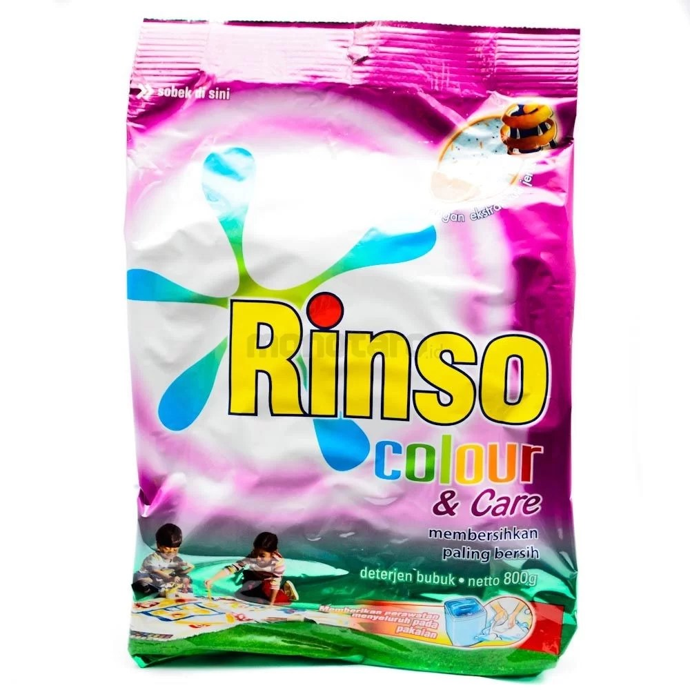 Rinso Colour and Care