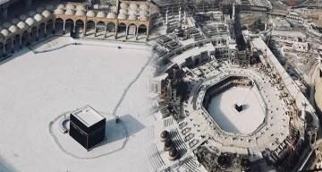 Suudi Arabistan, korona virüs nedeniyle Kâbe ziyaretlerini durdurdu