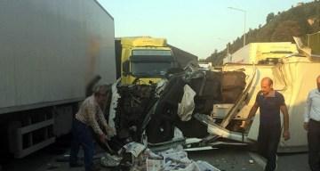 Trafik kazasında taksirle ölüme sebebiyet veren şoföre 24 ay taksitli para cezası