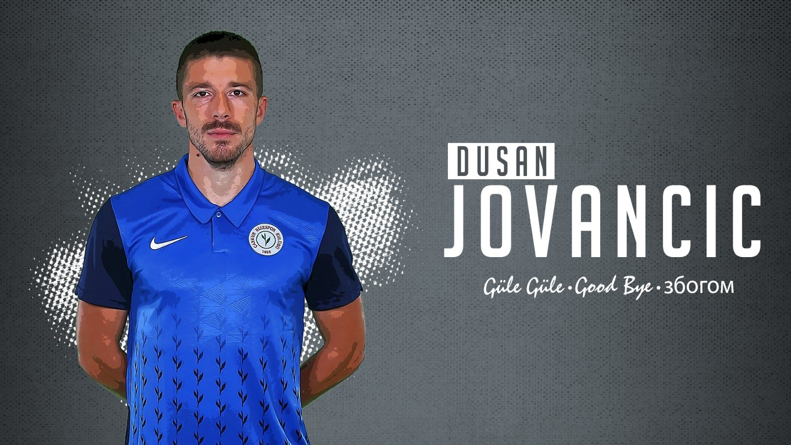 Çaykur Rizespor Dusan Jovancic ile yollarını ayırdı
