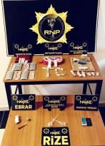 Rize'de uyuşturucu operasyonunda 1 tutuklama