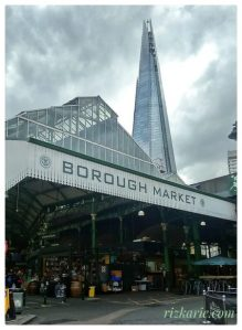 borough market di London, food market in london, borough market, kuliner di london