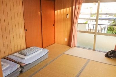 リゾートバイト 個室寮 イメージ