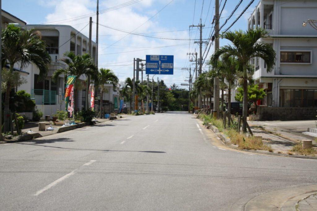 伊良部島 道路