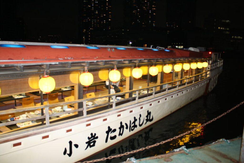 浅草 屋形舟2