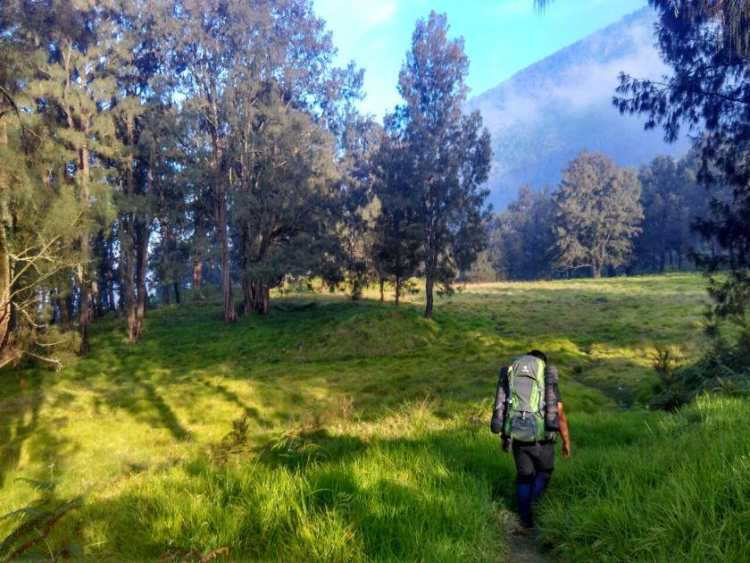 Lembah Kidang, Gunung Arjuno