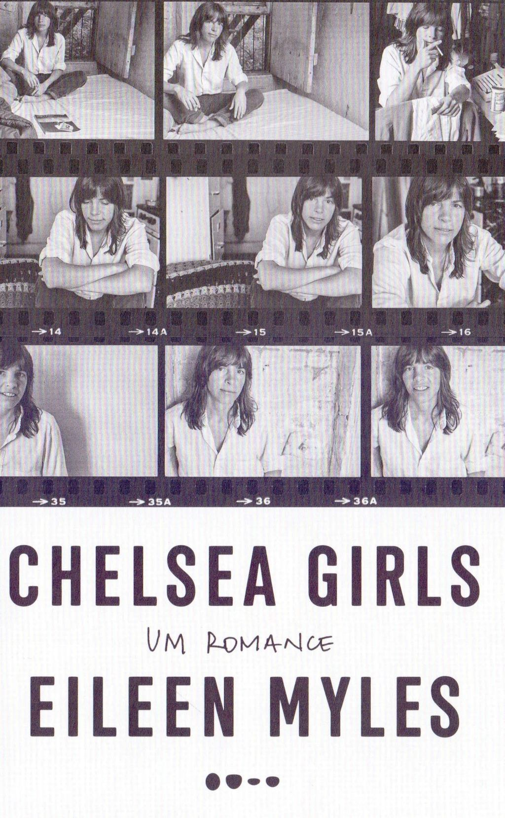Capa de Chelsea Girls