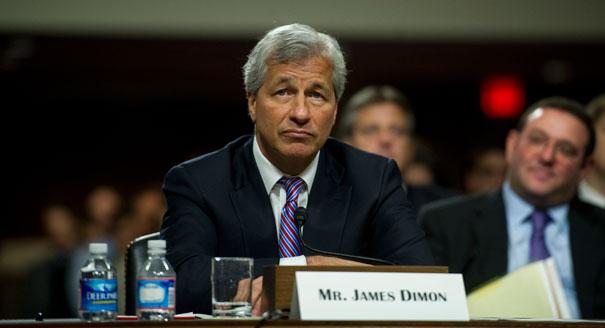 """Bitcoin is a fraud,""  – JP Morgan CEO Jamie Dimon."