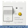 Interruttore MTDiff.1P+N C16 10mA bianco