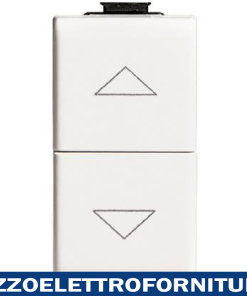 BTICINO matix - pulsante doppio interblocco