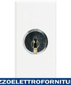 BTICINO axolute - deviat 1P 16A chiavi uguali
