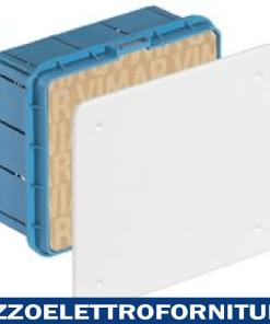 Scatola derivazione incasso 154x128x70mm