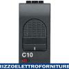 BTICINO living int - magnetotermico 1P+N 10A 3kA