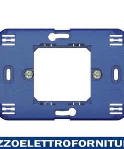 BTICINO - light - supporto 2 moduli a graffette